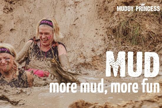 Muddy Princess 5K