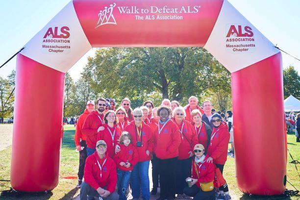 2021 Worcester Walk to Defeat ALS